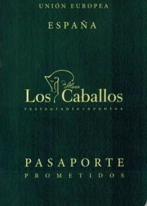 Restaurante Los Caballos Álora Málaga organizar una boda pasaporte 1