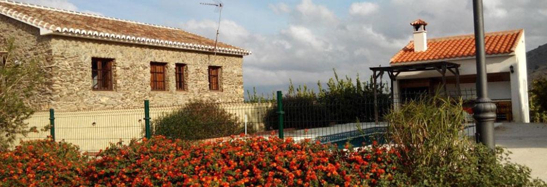 Restaurante Los Caballos Álora Málaga Alojamiento casa rural