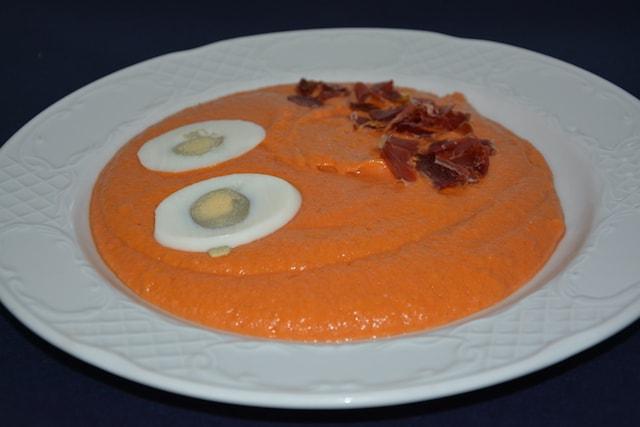 Restaurante Los Caballos Álora Málaga cocina tradicional porra antequerana