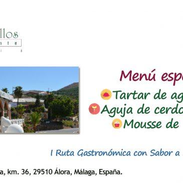 Ruta Gastronómica Sabor a Málaga