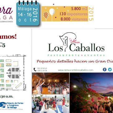 Restaurante Los Caballos en Celebra Málaga
