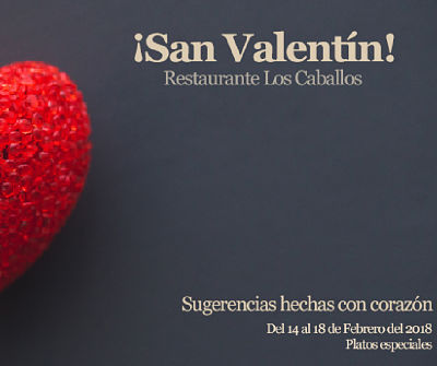 San Valentín '18